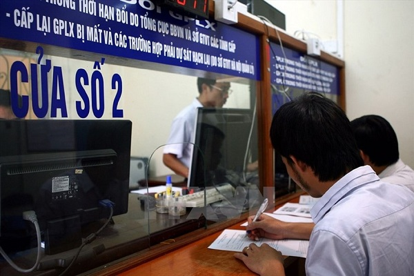 Quy trình đổi bằng lái quốc tế sang bằng lái Việt Nam