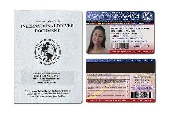Đổi giấy phép lái xe cho người nước ngoài ở đâu?